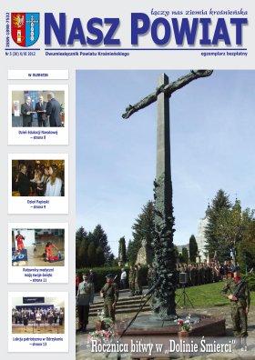 Nasz Powiat X-XI 2012 strona 1