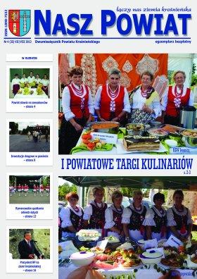 Nasz powiat gazetka nr 4 2013 strona 1