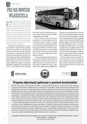 Nasz powiat gazetka nr 4 2013 strona 6