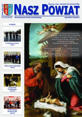 Nasz powiat Nr6 XI-XII 2013 strona 1