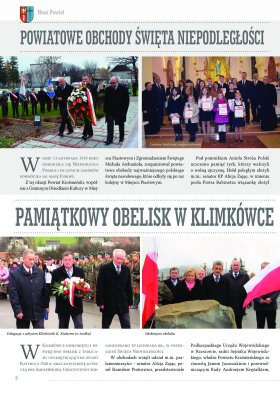 Nasz powiat Nr6 XI-XII 2013 strona 2