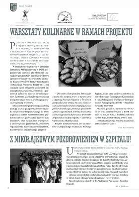 Nasz powiat Nr6 XI-XII 2013 strona 4