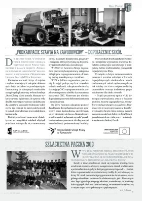Nasz powiat Nr6 XI-XII 2013 strona 5