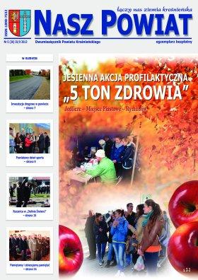 Nasz powiat pazdziernik nr5 2013 strona 1