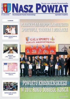 Nasz Powiat styczen luty 2013 strona 1