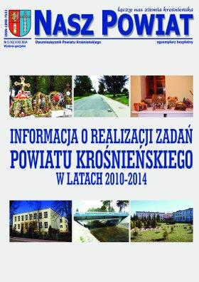 Nasz Powiat pazdziernik-listopad 2014 strona 1