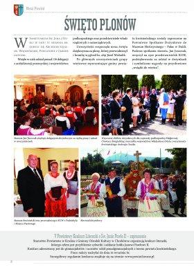 Nasz Powiat sierpien-wrzesien VIII IX 2014 strona 2