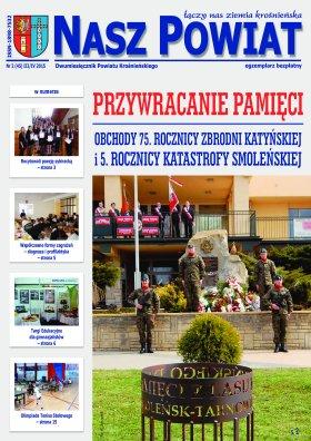 Nasz Powiat 2 2015 strona 1