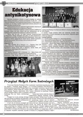 Nasz Powiat nr 3 V VI 2011 strona 4