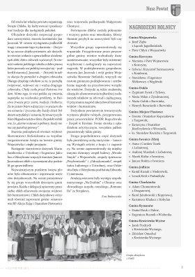 Nasz Powiat nr 4 VII VIII 2011 strona 3