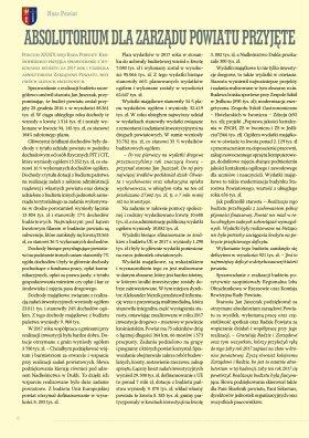 Nasz Powiat Nr 3 (64) V-VI 2018 strona 6