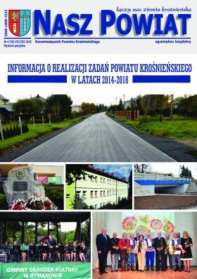 Nasz Powiat Nr 4 (65) VII/VIII 2018 strona 1