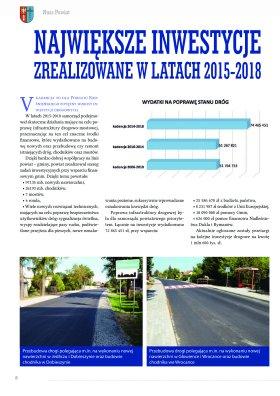 Nasz Powiat Nr 4 (65) VII/VIII 2018 strona 8