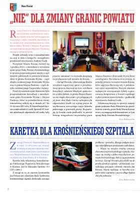 Nasz-Powiat Nr 1 (67) I-II 2019 strona 2