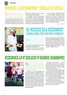 Nasz-Powiat Nr 1 (67) I-II 2019 strona 6