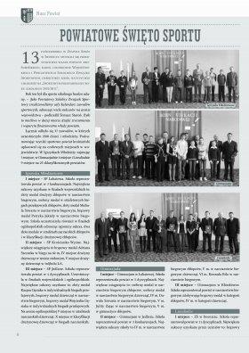 Nasz powiat nr 5 IX X 2011 strona 6