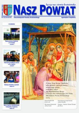 Nasz powiat nr 6 XI XII 2011 strona 1