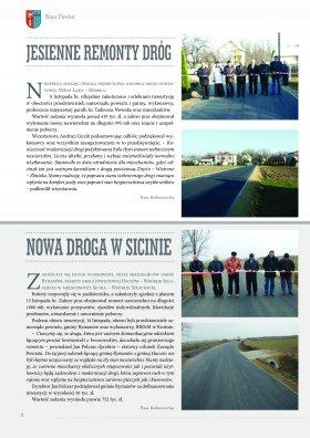 Nasz powiat nr 6 XI XII 2011 strona 8