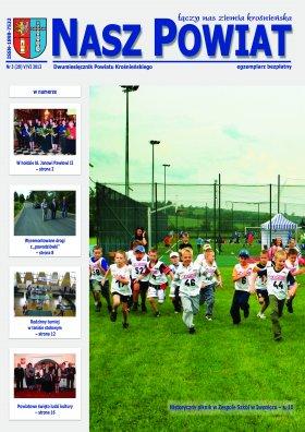 Nasz Powiat maj czerwiec 2012 strona 1