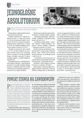 Nasz Powiat maj czerwiec 2012 strona 4