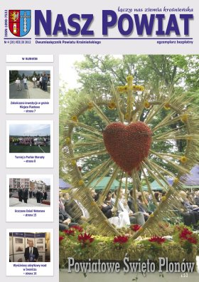 Nasz Powiat Nr4 VIII-IX 2012 strona 1