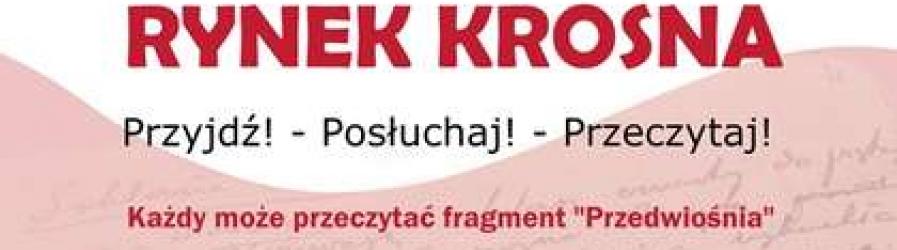 """Cała Polska czyta """"Przedwiośnie""""... 8 września"""