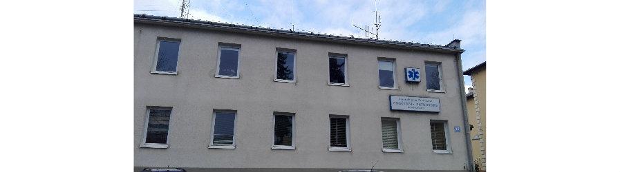 Trwają przygotowania do termomodernizacji budynku pogotowia