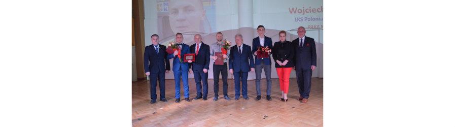 Uroczysta gala XVIII Plebiscytu na najpopularniejszych sportowców powiatu krośnieńskiego w 2018 roku
