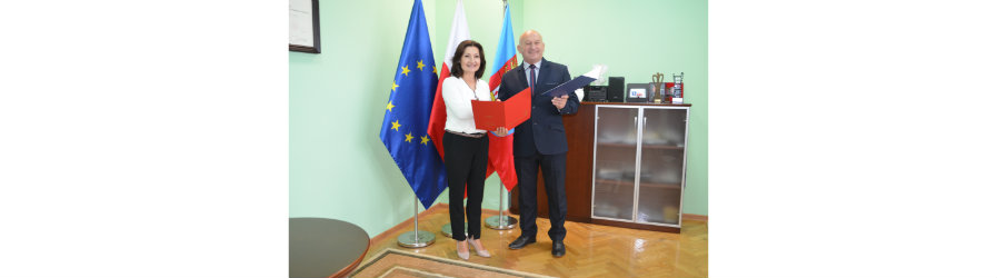 Przebudowa drogi powiatowej Jedlicze - Jaszczew