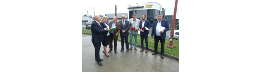 Wkrótce ruszy przebudowa ulicy Dworskiej w Miejscu Piastowym