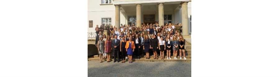 Inauguracja roku szkolnego w Jedliczu