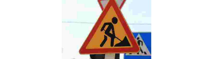 Zamknięcie odcinka drogi powiatowej  w Targowiskach