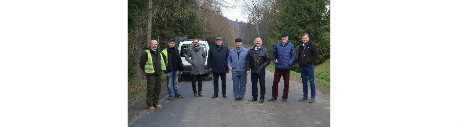 Droga Pastwiska – Puławy po remoncie