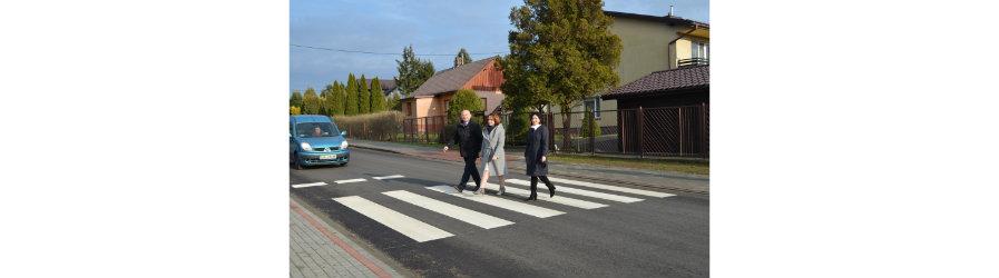 Przebudowa dróg powiatowych w Gminie Jedlicze