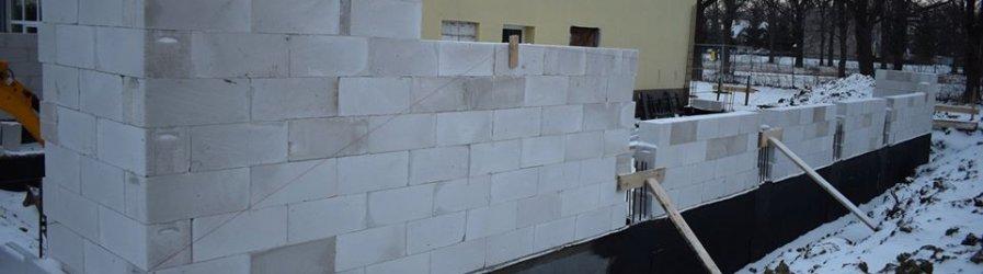 Ruszyła rozbudowa warsztatów szkolnych przy Zespole Szkół w Iwoniczu