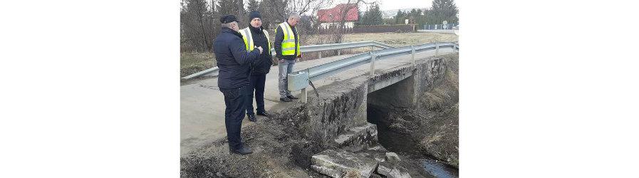Inwestycja drogowa w gminie Korczyna