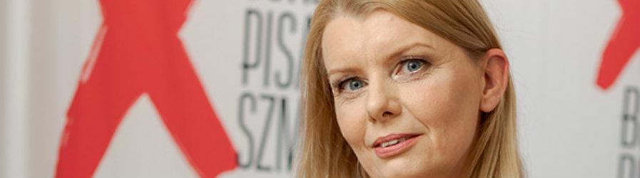 Jadwiga Jagieło - laureatką XI Konkursu Bizneswoman Roku Sukces Pisany Szminką