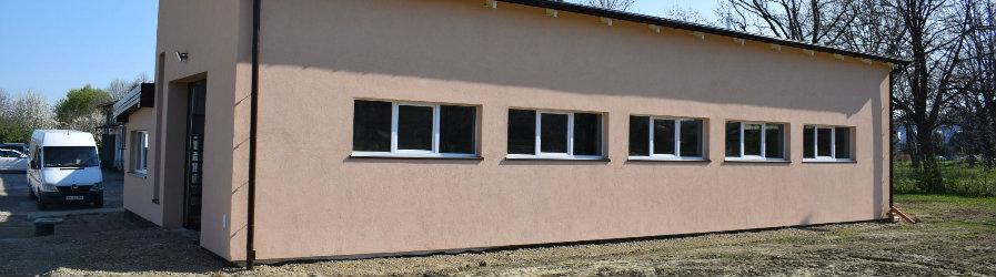 Nowoczesna Stacja Kontroli Pojazdów w Zespole Szkół w Iwoniczu