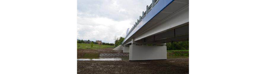 Mieszkańcy Odrzykonia mają nowy most