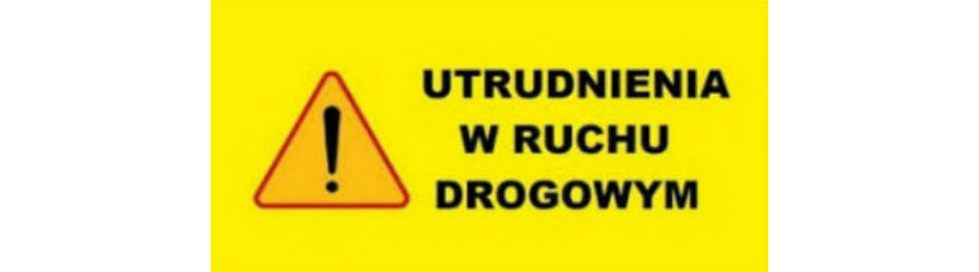 Zamknięcie odcinka drogi powiatowej Milcza - Besko